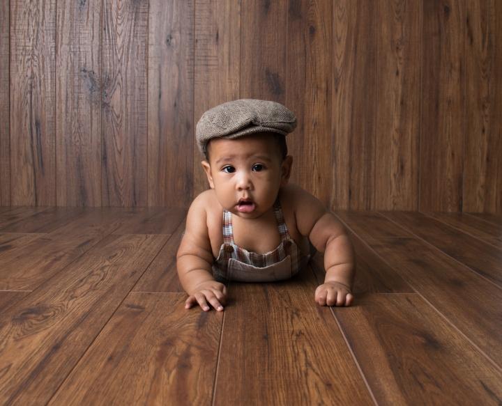 Baby Elijah- Six MonthsOld
